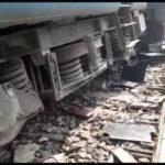 Surat-Chhapra Express, Gautamsthan, Chhapra, Bihar,Surat-Chhapra Express accident