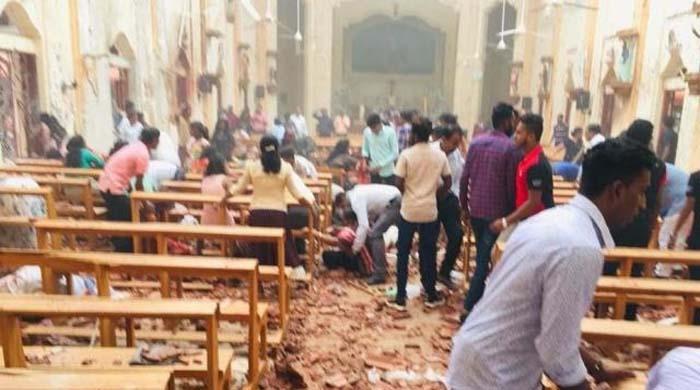 Multiple explosions in Colombo, Multiple explosions in Sri Lanka, explosions other parts of Sri Lanka, Colombo, Sri Lanka,कोलंबो में धमाका, श्रीलंका के कई हिस्सों में धमाका, कोलंबो, श्रीलंका, धमाका ,Hindi News, News in Hindi