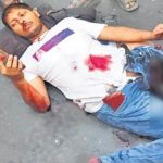 husband dead in road accident,road accident news,Youth, dies, road accident - देश न्यूज़,देश समाचार, hindlive news in hindi