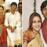 dhanush and aishwarya love story