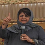 mehbooba mufti statement on artcle 35A