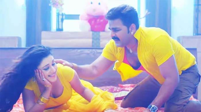 pawan singh latest video song