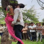 couple found hanging on tree in rajsthan