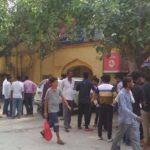 criminals attack police station
