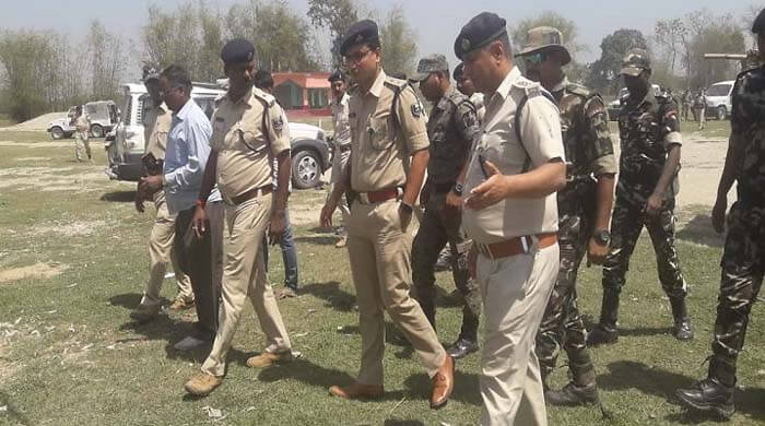gang war in vaishali