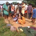 dumka road accident