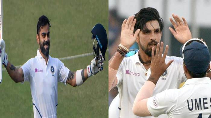 IND vs BAN 2nd Test Update