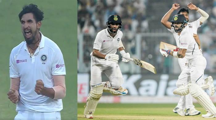 IND vs BAN 2nd test