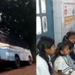 school bus accident in mp