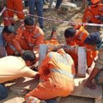 child falls into borewell