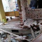 big blast in patna