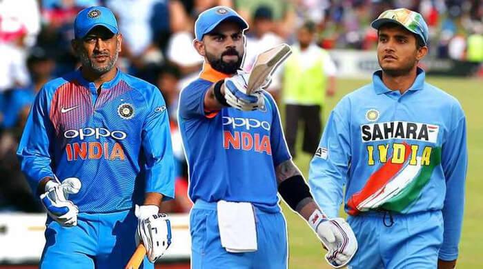 raina on best indian captain